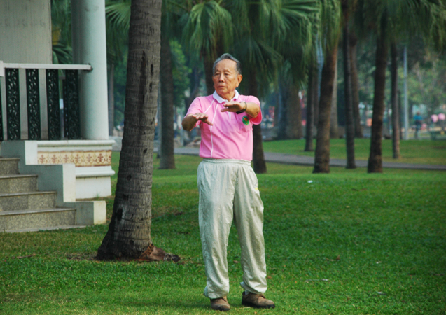The real key to Qi Gong